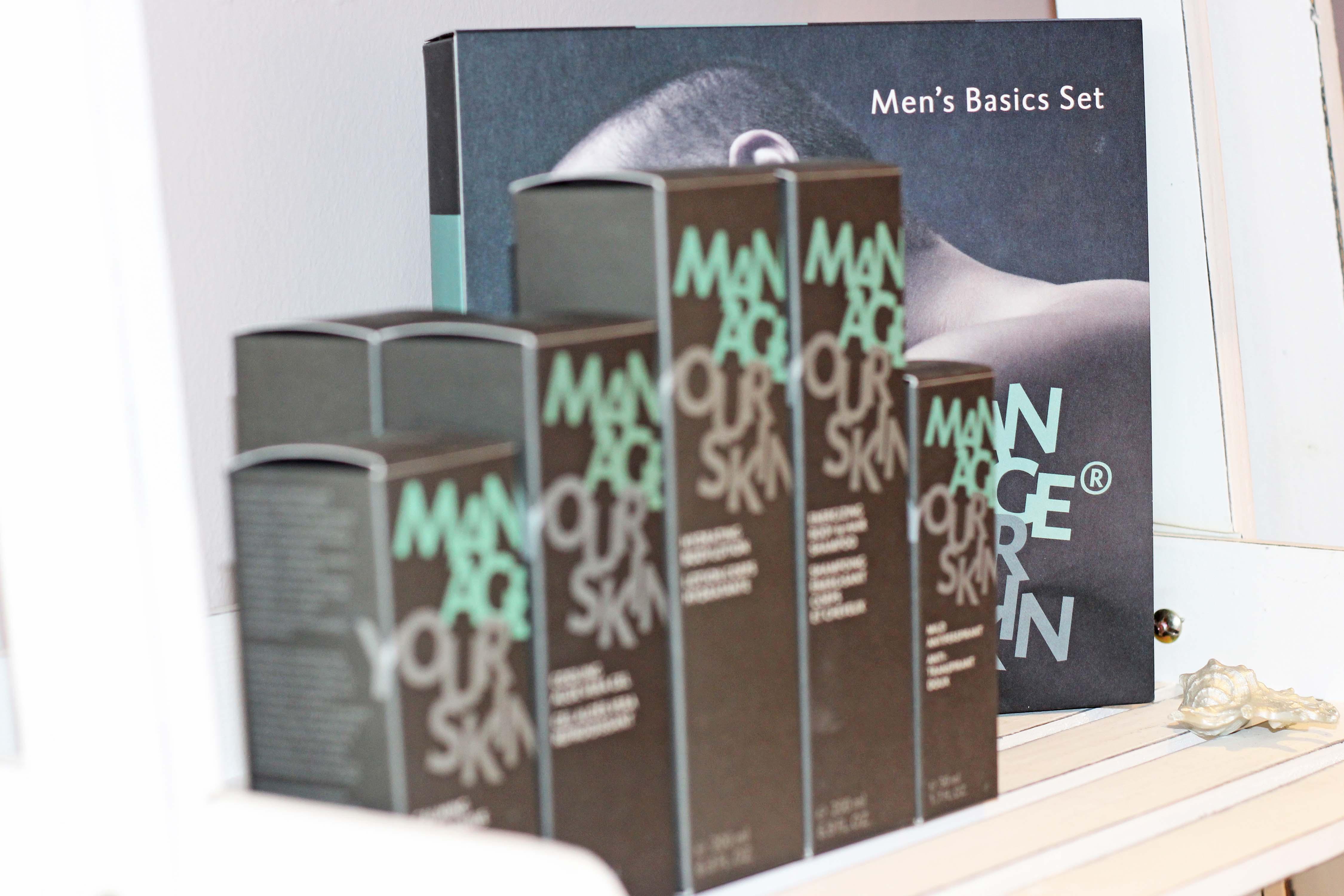 Art of Wellness Produkte Mann